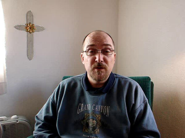 Paul Anway, Metropolitan Community Church Minister, Hospital Chaplain, Florida
