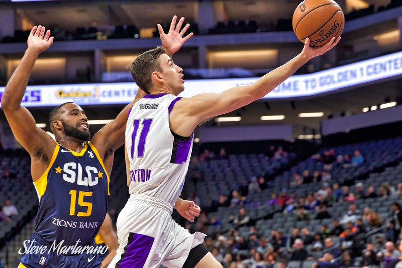 Reno Bighorns at Golden 1 Center 2018
