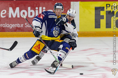 Lehner Cup: HC Ambri-Piotta - EV Zug