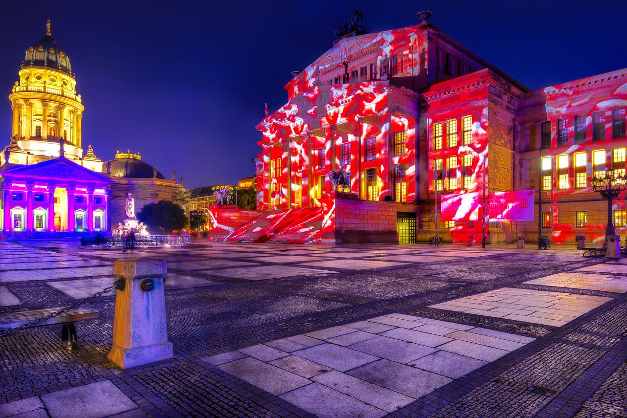 Gendarmenmarkt Festival of Lights