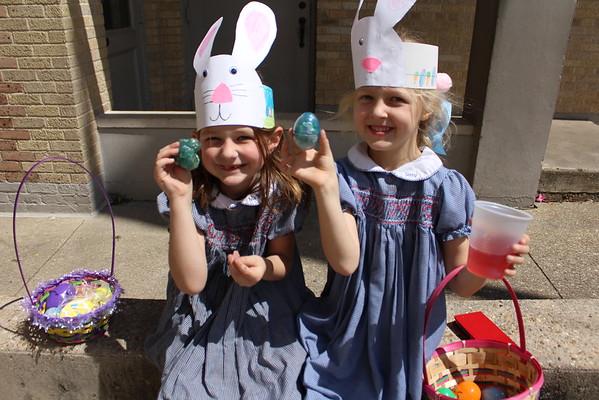 Preschool & ASH FIN Easter Egg Hunts (3.22.16)