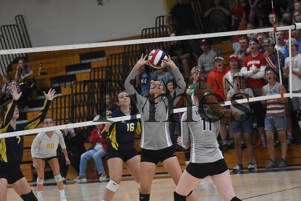 LUHS Volleyball at Tomahawk September 10, 2019