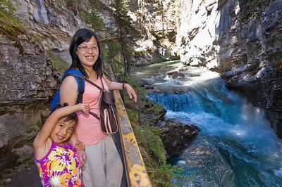 Johnston Canyon - Banff Nat'l Park
