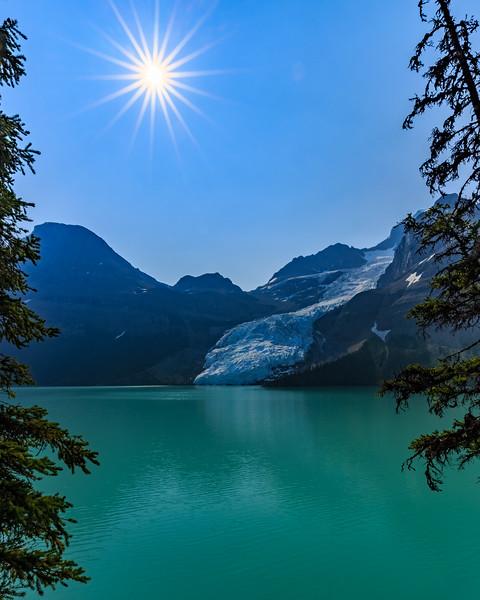 Sunward Berg Lake
