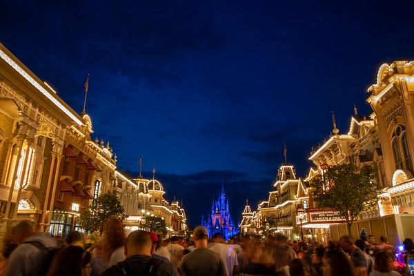 Magic Kingdom Fourth of July