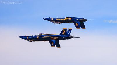 Blue Angels Air Show San Francisco