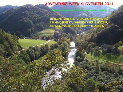 Adventure week 2011