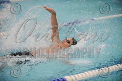 Marshfield vs North Bend - Swimming - Feb 2, 2010