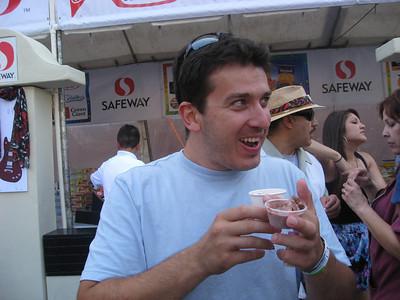 San Jose Jazz Festival - Aug 2010