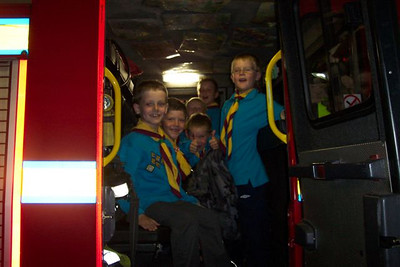 Beavers Fire Station 2009