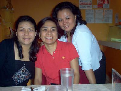 2006/01/09 >> Myra visits the Philippines