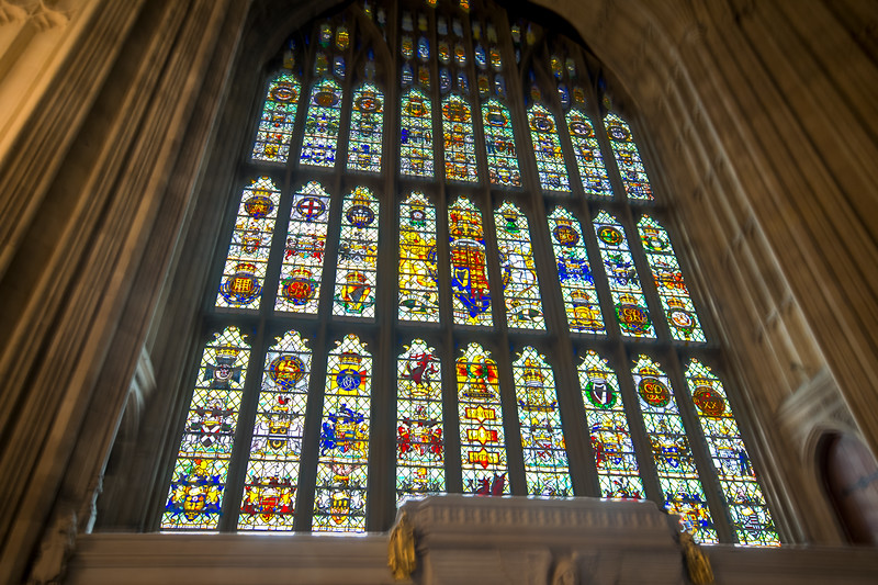 West Window - Westminster Hall