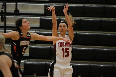 Girls' Basketball vs. Ridgewood