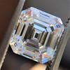 2.23ct Vintage Asscher Cut Diamond GIA G VS1 27