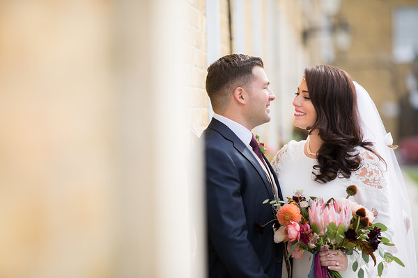 Sarah & Patrick's Asylum & Corinthia Hotel Wedding