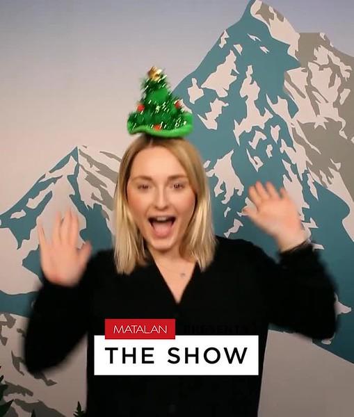 Matalan 'The Show' Christmas Edition