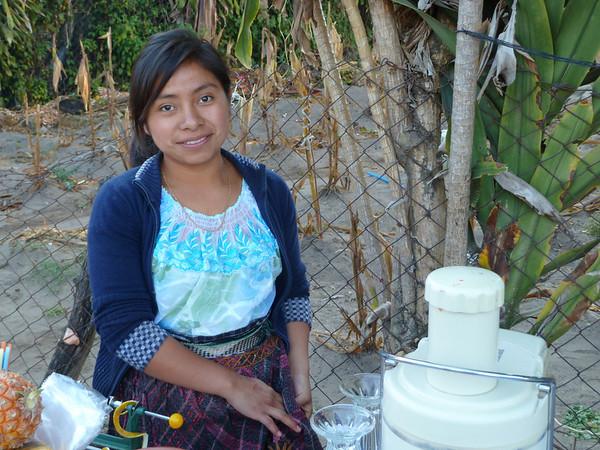 Faces of Guatemala