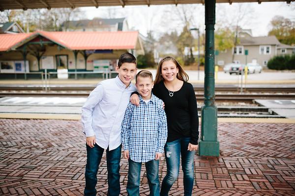 Stienes Family