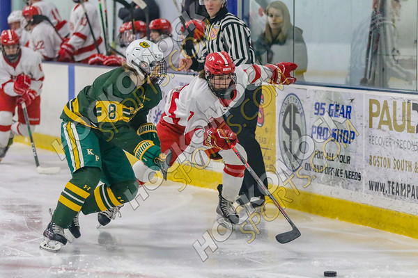 North Attleboro-King Philip Boys Hockey - 02-12-20