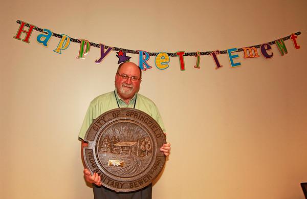 Randy Lyman's Retirement 05 15 2015