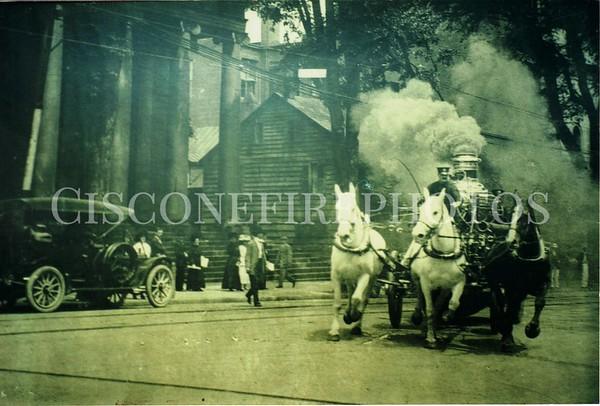 Steamer Engine 2 - 1910