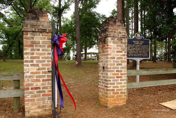 Saluda Hill Cemetery,  Spanish Fort, AL