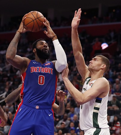 Andre Drummond 8-18-19
