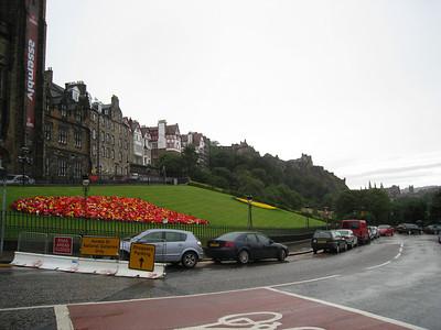 Edinburgh Scotland - August 2009