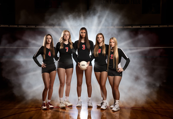 Senior Volleyball