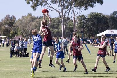 Scotch Football AFL V/S Trinity