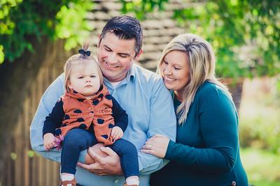 Dennis + Katie | Family Portraits