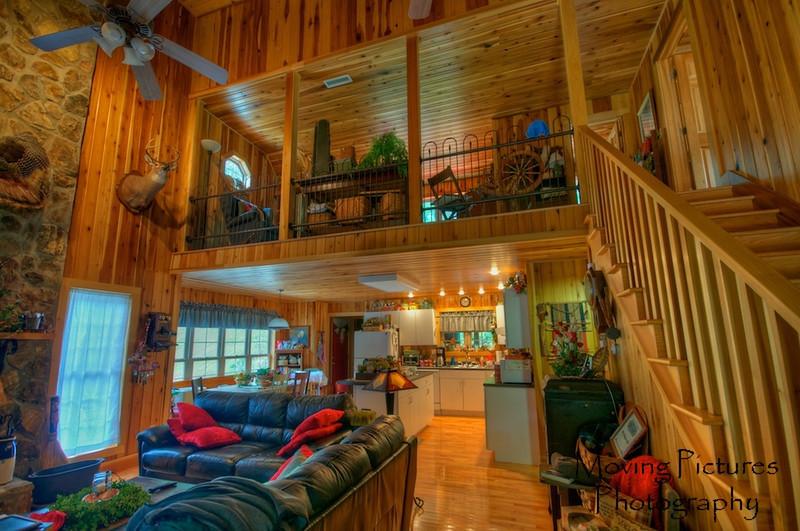 The cabin in Martha, Kentucky