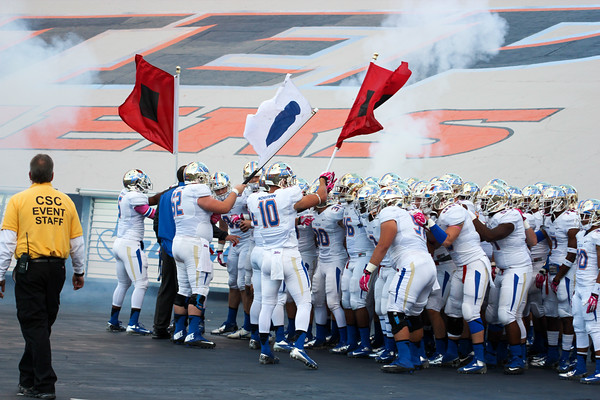 2013 Football: Tulsa vs UTEP