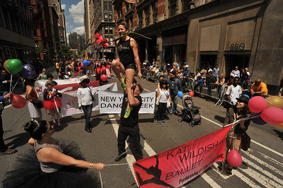 NEW  YORK  DANCE  PARADE   2014  (4)