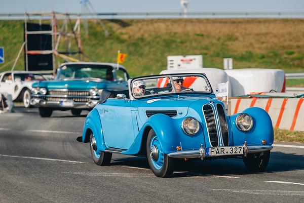 2021 Vintage cars race