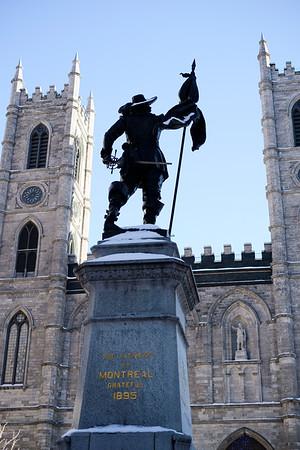 Canada - Montreal and Quebec City (Dec 2017)