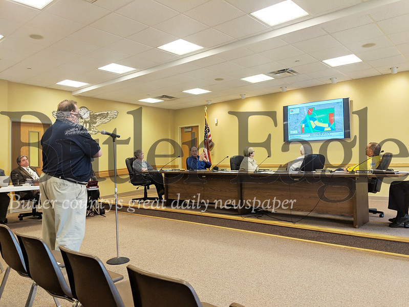 Dozens of residents spoke at back to back public hearings Wednesday voicing their concerns about the Brookhaven and Meadowpoint housing developments.  Supervisors did not vote on either plan at the hearing.