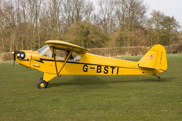 Old Warden : 22nd March