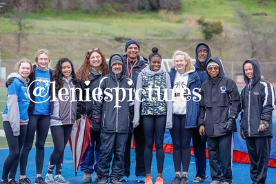 RETC  Run, Jump & Throw Camp @ Rocklin High School 2-9-19