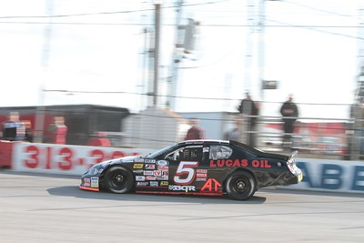 ARCA Racing Series, Toledo Speedway, Toledo, OH, October 16, 2011