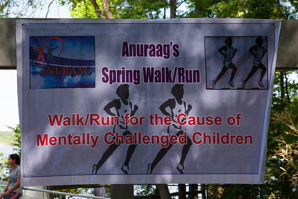 2014 Anuraag Spring Run/Walk
