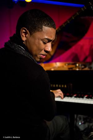 Ben Williams at The Side Door Jazz Club - Jan 2016