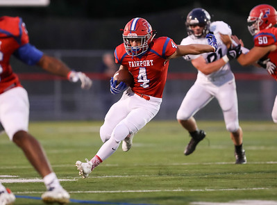 Fairport Red Raiders v. Pittsford Panthers 9-22-18