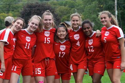 LTS Girls Varsity Soccer vs Arlington I photos by Gary Baker