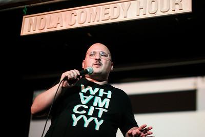 Nola Comedy Hour