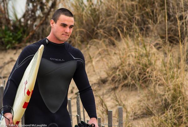 2012 Dec 22 Croatan Surfing Boys of Summer (in Winter)