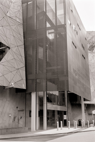 Federation Square (TMax100)