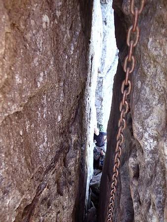 Cape Town Climbing 2014
