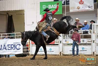 18MFR Saddle Bronc