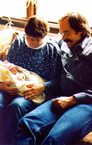 Alina, Connie & Dave, 1992, .jpg